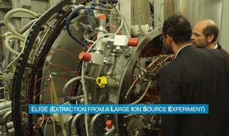 Development of the ITER neutral beam injection heating at IPP's ELISE test rig. Published by F4E, 2014