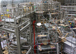 Preparations for operation are now in progress; experiments on Wendelstein 7-X are to start by the end of 2015 at the latest.