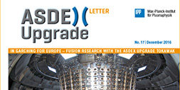 Information about research with the ASDEX Upgrade fusion device