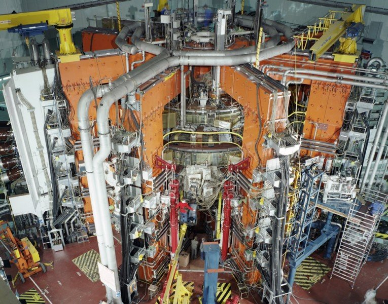 The JET joint European experiment, the largest tokamak in the world