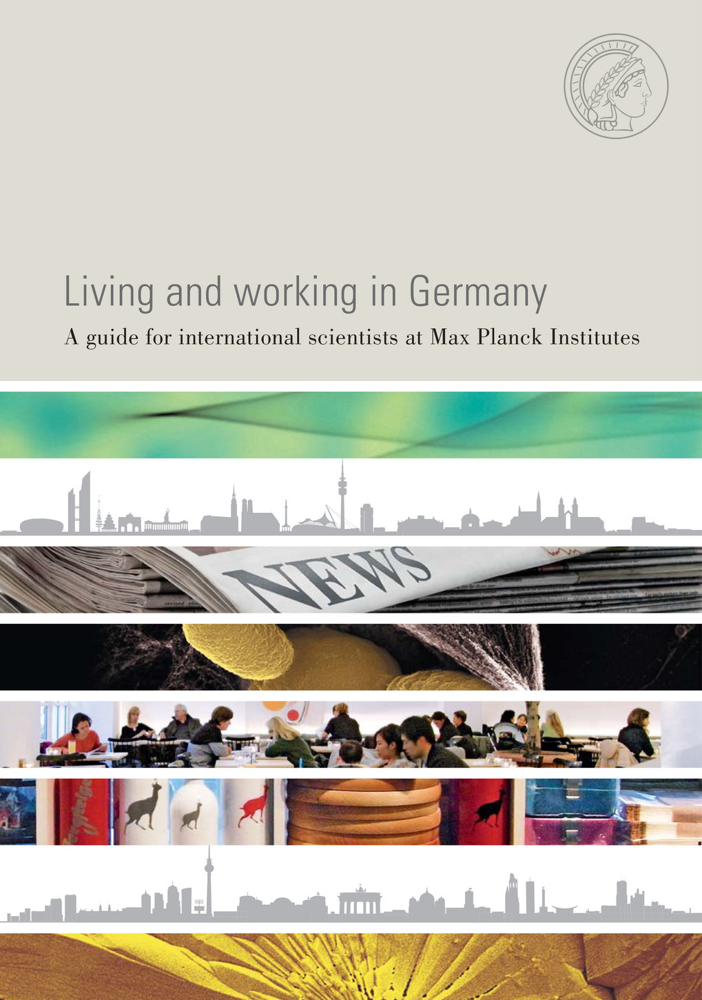 Living and working in Germany (.pdf, 2.4 MB)