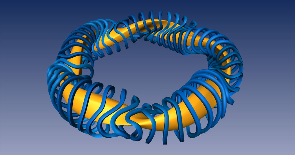 Its centrepiece is a complex magnet coil system. The aim is to demonstrate the stellarator's suitability for use in a power plant.