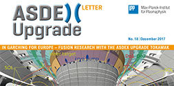 In Garching for Europe – Fusion research with the ASDEX Upgrade tokamak