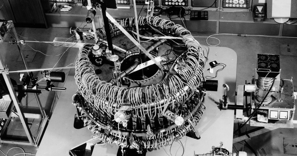 In 1969 good confinement behaviour is discovered in the Wendelstein 2a stellarator (1968-1974).