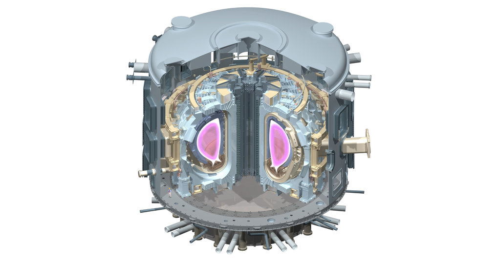 In 2007 the ITER Organization formally enters into force. Work at the ITER site at Cadarache, France, is starting.