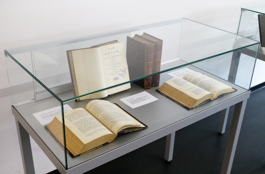 Exhibition: Max Planck and the beginning of modern physics
