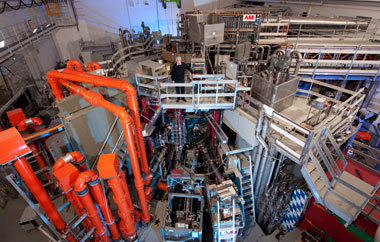 ASDEX Upgrade at Max Planck Institute of Plasma Physics in Garching is concentrating on preparing for operation of ITER