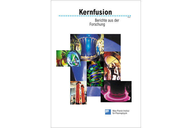 Comprehensive introduction to the physical and technological principles of fusion research and current research work at IPP<br /><br /><br />in German<br />104 pages, published in 2003<br /><br /><br />